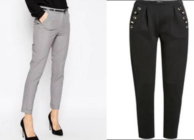 legwear, fashion, trendy, cigarette pants