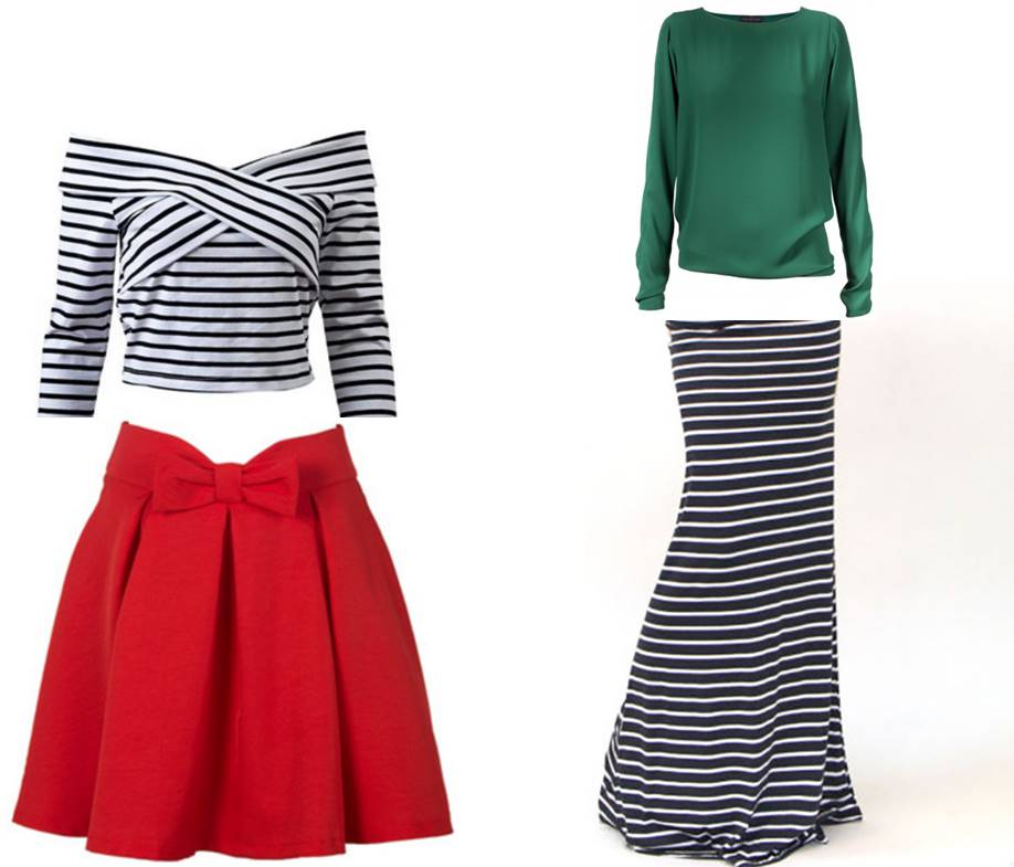 stripes, trendy
