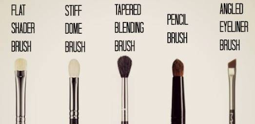 makeup brushes, Katherine Pierce look, The Vampire Diaries