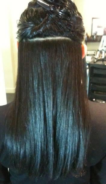 Alison DiLaurentis hair style