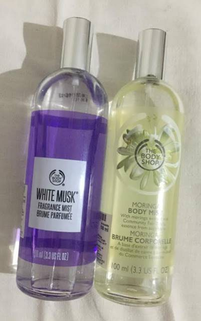 The body shop body mist review