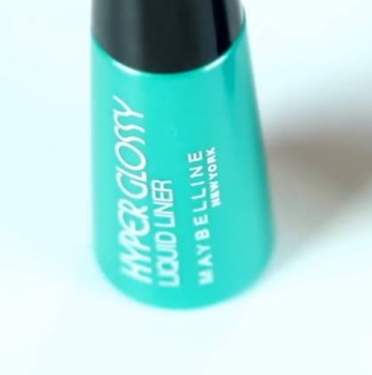 maybelline hyper glossy electrics eyeliner review