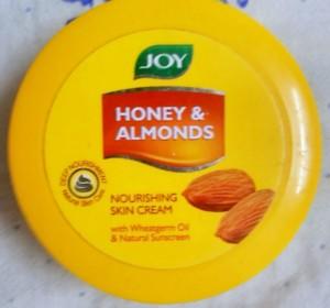 Joy Honey and Almond Cream Review