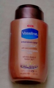 Vaseline Intensive Care Cocoa Glow Review