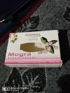 patanjali mogra soap review