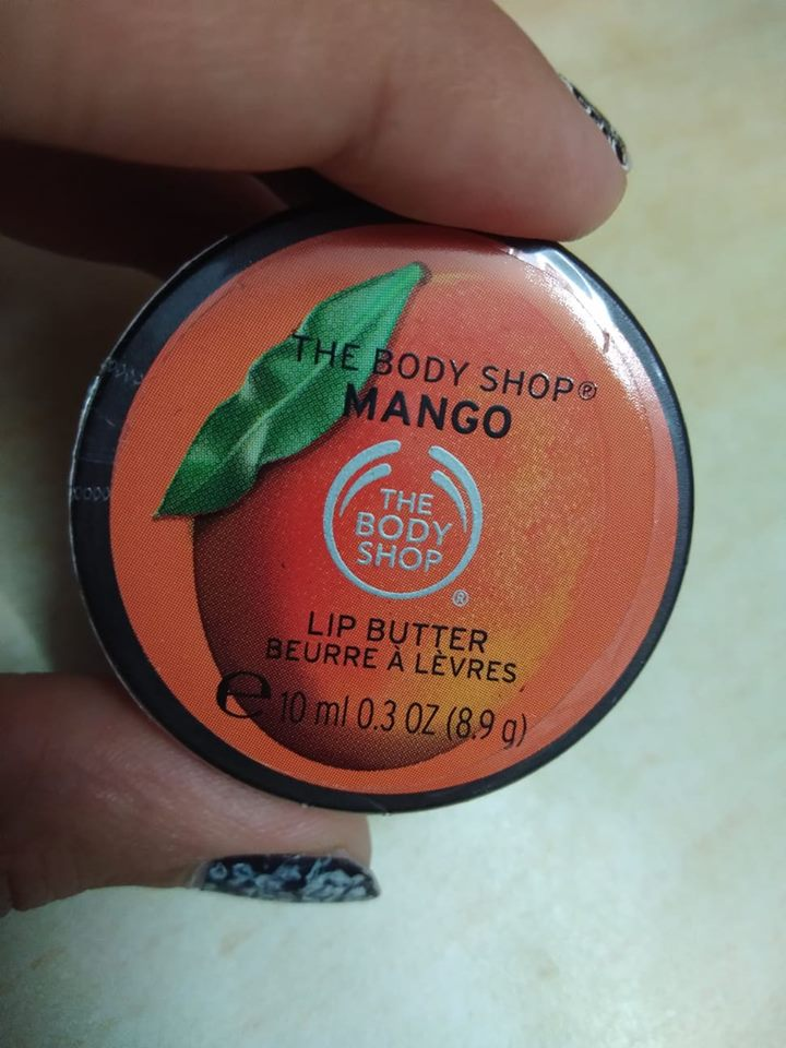 The Body Shop Mango Lip Butter Review