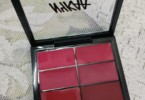 Nykaa Sealed With A Kiss Lip Palette review