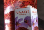 Vaadi saffron soap review