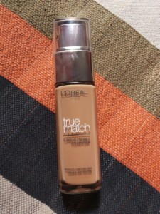 l'oreal true match foundation review
